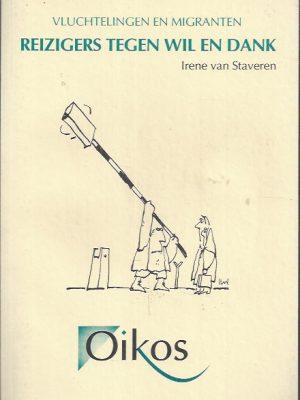 Reizigers tegen wil en dank-Irene van Staveren-9074853013