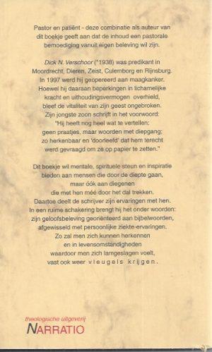Soms krijg je vleugels-Dick N. Verschoor-9052632812-9789052632810_B