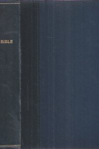 The Holy Bible-Appointed to Be Read in Churches-E. Eyre and William Spottiswoode (Bible Warehouse), Ltd.