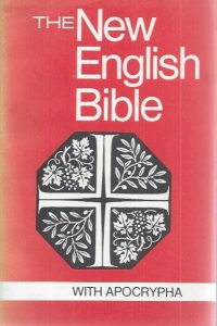The New English Bible With the Apocrypha-19180004X-521077141-Oxford and Cambridge University, 1970