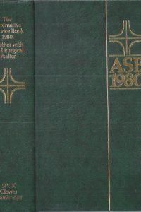 The alternative service book 1980, New Printing 1984