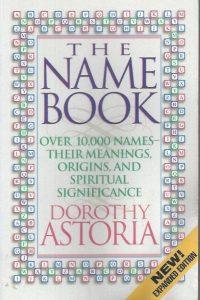 The name book-Dorothea Austin-1556619820-9781556619823