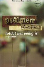 Totdat het veilig is - 16 psalmen (met cd)-Rien van den Berg (red.)-9023918045