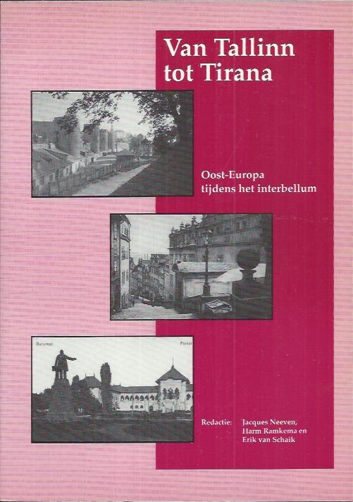 Van Tallinn tot Tirana-Oost-Europa tijdens het interbellum-9071875091