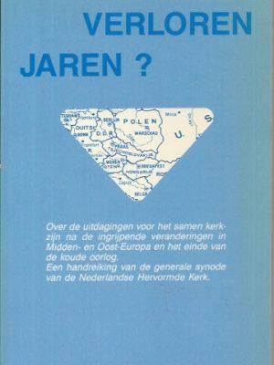 Verloren jaren-Nederlandse Hervormde Kerk-9023925459