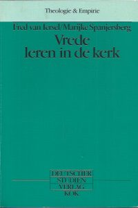 Vrede leren in de kerk-Fred van Iersel; Marijke Spanjersberg-3892714134-903900059X-9789039000595