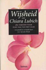 Wijsheid van Chiara Lubich 365 teksten -Leo van den Broek-9789020969733
