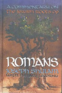 A commentary on the Jewish roots of Romans-Joseph Shulam-1880226693-9781880226698