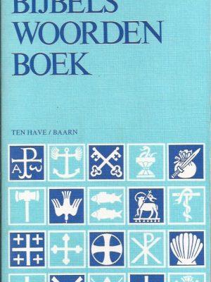 Bijbels Woordenboek-Frithiof Dahlby-9025941125-16e druk 1992