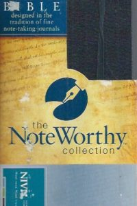 New Testament Bible-NoteWorthy Collection-9780310939702