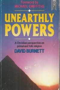 Unearthly powers-David Burnett-1854240552-9781854240552