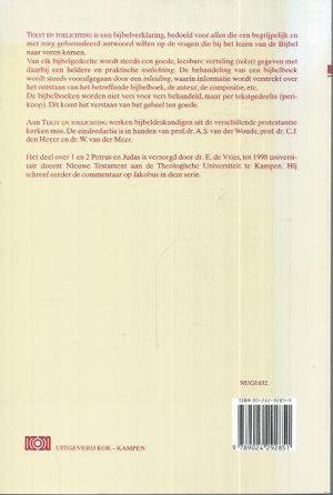1 en 2 Petrus, Judas- Een praktische bijbelverklaring-E. de Vries-9024292859_B