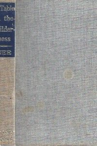 A Table in the Wilderness-Daily Devotional Meditations from the Ministry of Watchman Nee-rep 1966