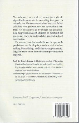 Adoptie, van kinderwens tot ouderschap-Tom Schulpen en Loes Sibbing-Willems-9021526425_B