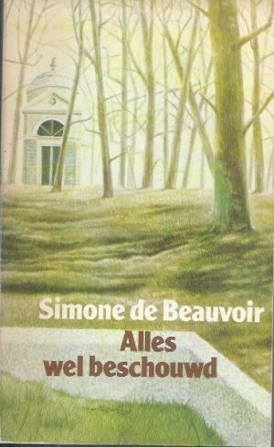 Alles wel beschouwd-Simone de Beauvoir-9026957130