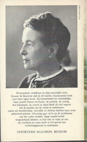 Alles wel beschouwd-Simone de Beauvoir-9026957130_B