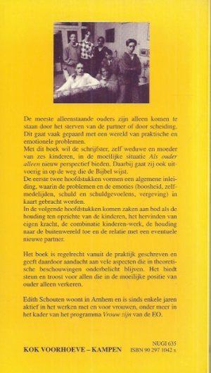 Als ouder alleen-Edith Schouten-902971042X_B