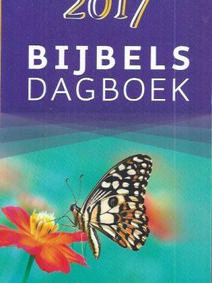 Bijbels dagboek 2017-kracht voor elke dag grote editie-9789055605149