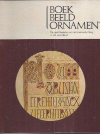 Boek, beeld, ornament-H.C. Harst-Van den Honert