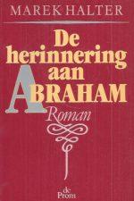 De Herinnering aan Abraham-Marek Halter-9068010166