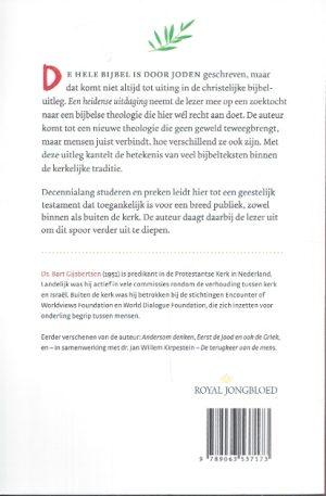 Een heidense uitdaging-Bart Gijsbertsen-9789063537173_B