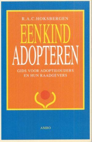 Een kind adopteren-R.A.C. Hoksbergen-9026313535-9789026313530