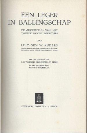 Een leger in ballingschap-W. Anders_P