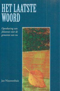 Het Laatste Woord-Jan Nieuwenhuis-9024285992