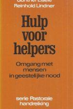 Hulp voor helpers-Gunther Eisele, Reinhold Lindner-9029704721