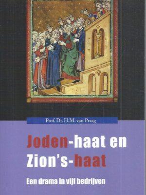 Joden-haat en Zion's-haat-H.M. van Praag-9789059117952