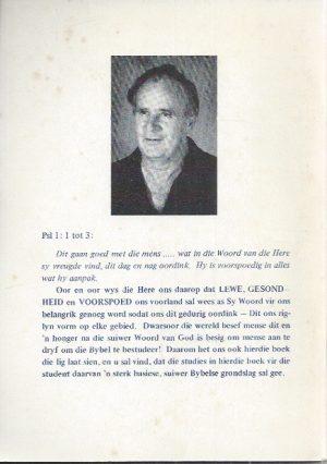 Laat die Woord Lewe-Bybelstudieboek Nr. 1-James van Zijl_B