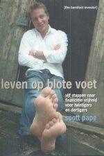 Leven op blote voet-Scott Pape-9789043014021