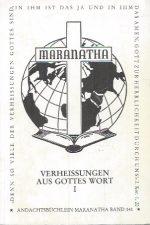 Maranatha-Andachtsbuch-Verheissungen aus Gottes Wort I-Band 141