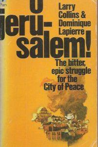O Jerusalem!-Larry Collins and Dominique Lapierre-0330235141