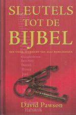 Sleutels tot de bijbel-David Pawson-9789059691162