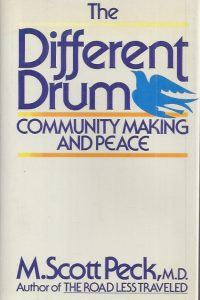 The Different Drum-M. Scott Peck-067160192X