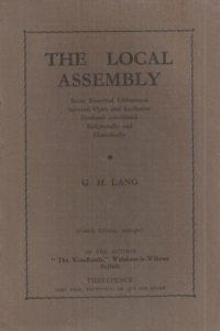 The Local Assembly-G.H. Lang-4th 1942