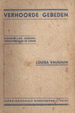Verhoorde gebeden-Louisa Vaughan