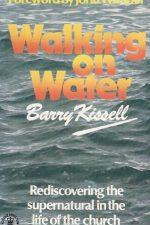 Walking on Water-Barry Kissell-0340405619-9780340405611