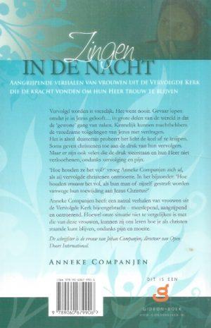 Zingen in de nacht-Anneke Companjen-9060679903-9789060679906_B