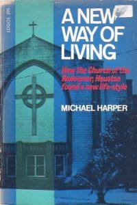 A new way of living-Michael Harper-0882700669