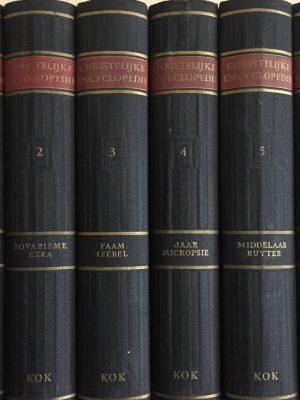 Christelijke encyclopedie onder redactie van F.W. Grosheide, G.P. van Itterzon (2e druk 1956)