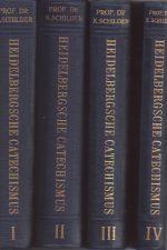 Heidelbergsche Catechismus : deel I tm IV : Toegelicht door Prof Dr. K. Schilder (1947-1951)