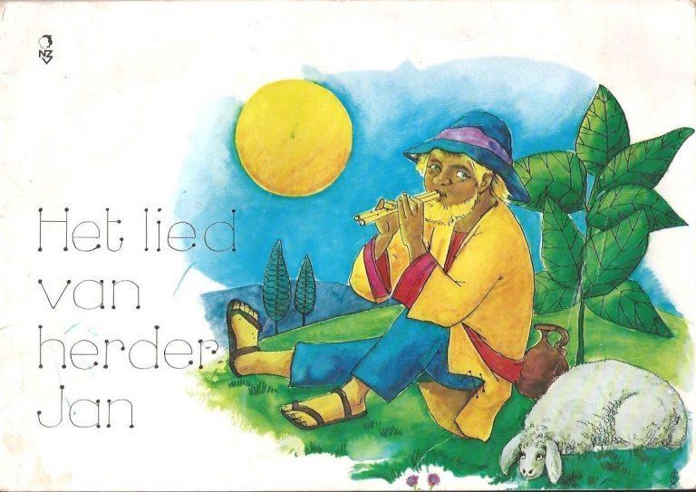 Het lied van herder Jan,een kerstlied voor kinderen-Nederlandsche Zondagsschool Vereeniging