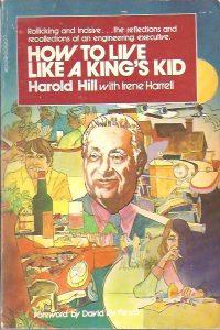 How to Live Like a King's Kid-Harold Hill-Irene Burk Harrell-0882700839