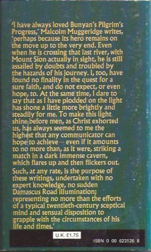 Jesus Rediscovered-Malcolm Muggeridge-0006231268_B
