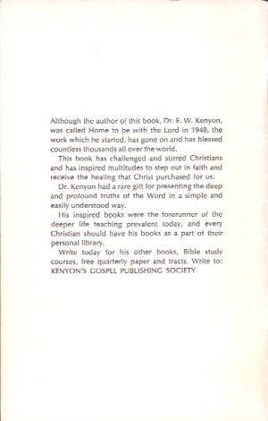 Jesus The Healer-E.W. Kenyon-19th Edition 1968_B