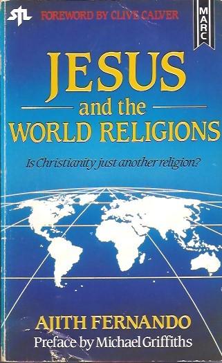 Jesus and the World Religions-Ajith Fernando-0860656403-1850780412