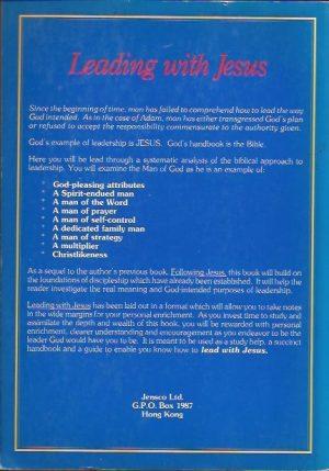 Leading with Jesus-Gunter Krallmann-9627415014_B