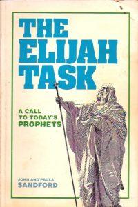 The Elijah Task-John and Paula Sandford-0882701916
